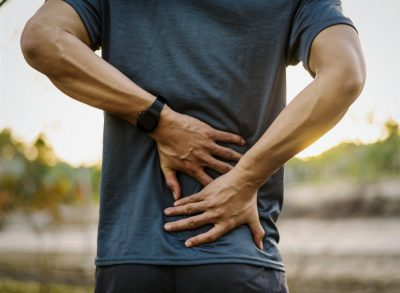 5 top tips for lower back pain