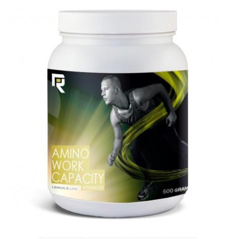 Amino Work Capacity Lemon and Lime image