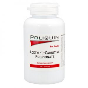 acetyl l carnitinepropionate poliquin supplement image