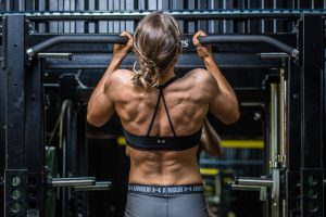 How to achieve your first chin-up / pull-up