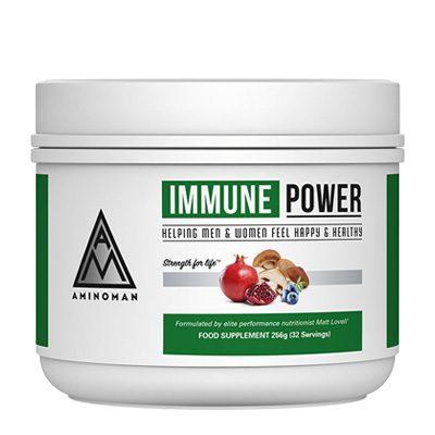 amino man immune power formula image