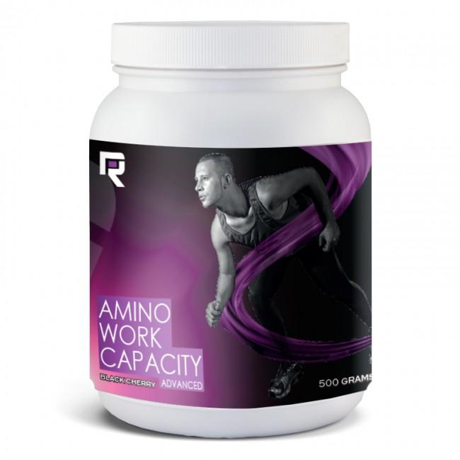 amino work capacity black cherry