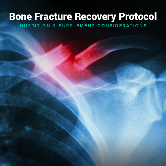 Bone Fracture Recovery Protocol 1