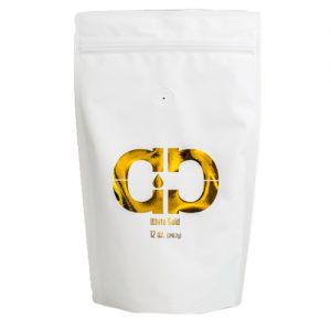caveman coffee white gold image