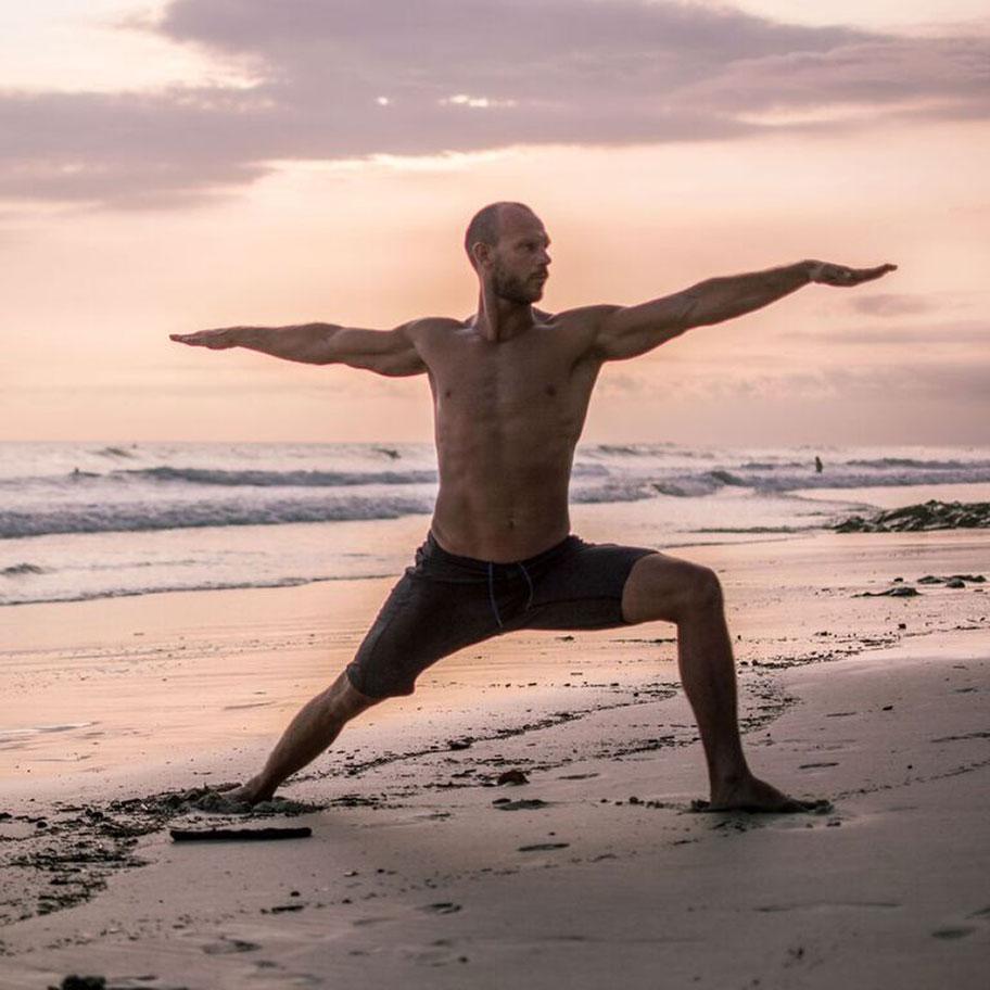 doug robson yoga pose 1