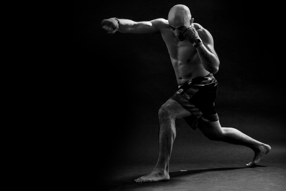 Fit for a fight – Train like a champion