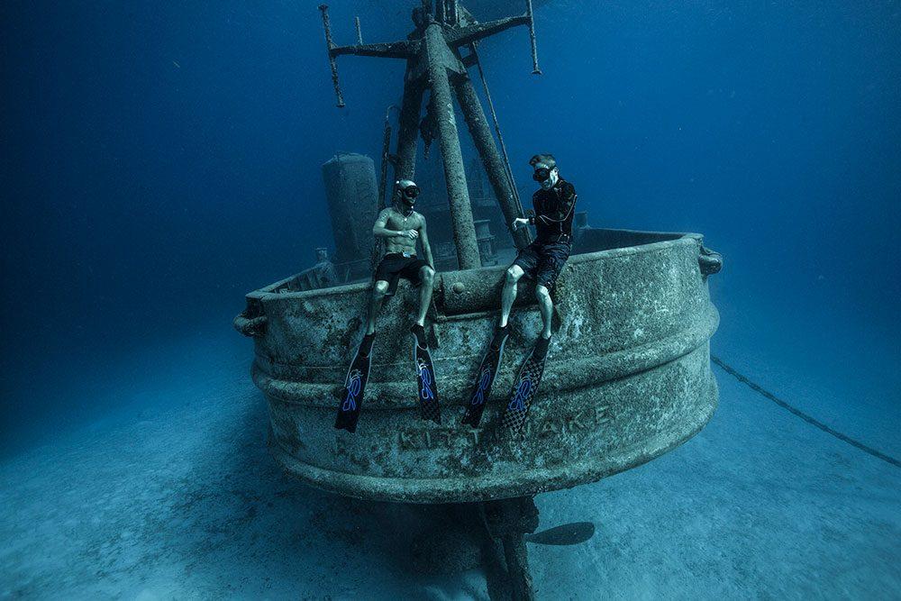 freediving image