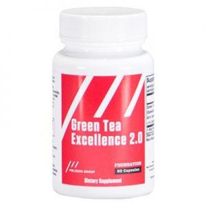 green tea excellence 2.0 poliquin supplement image