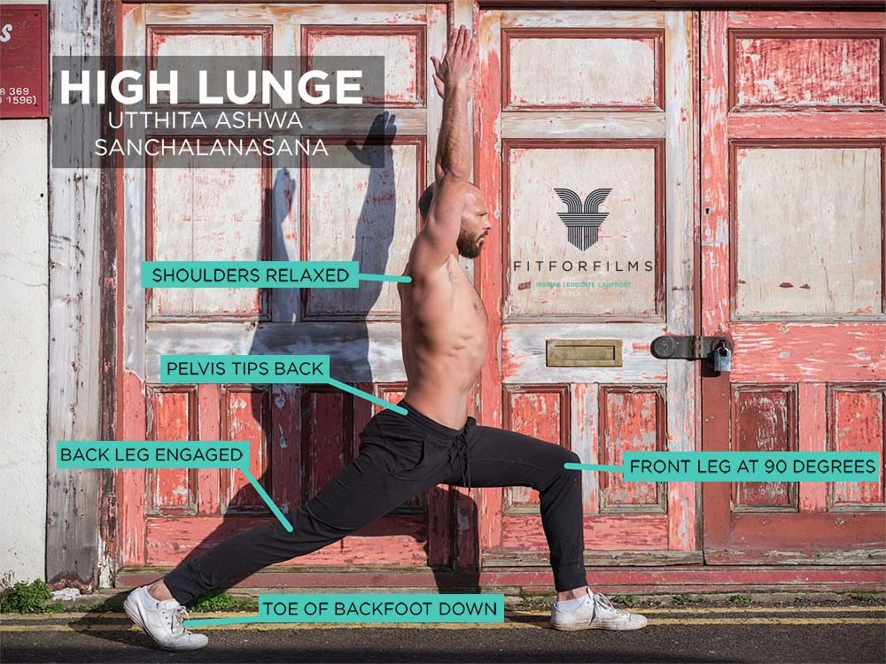 high lunge image