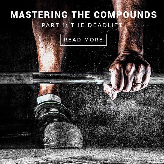 Mastering Compounds 2 Deadlift 1