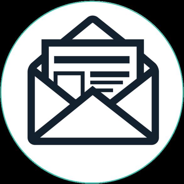 newsletter icon image