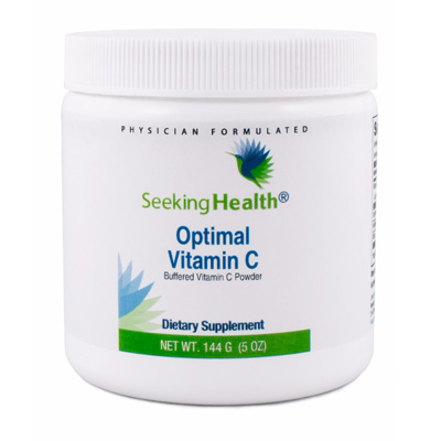 optimal vitamin c powder image