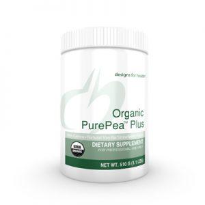 organic pure pea plus protein image