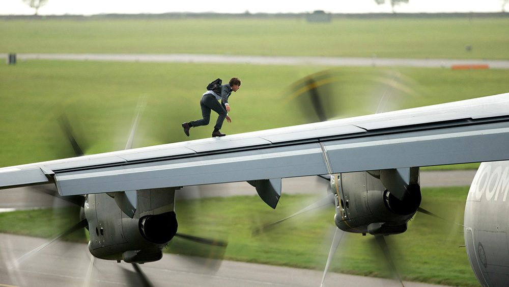 tom cruise mission impossible image