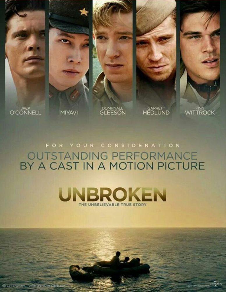 unbroken film poster image