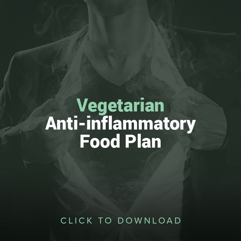 Vegetarian Anti Inflammatory Food Plan