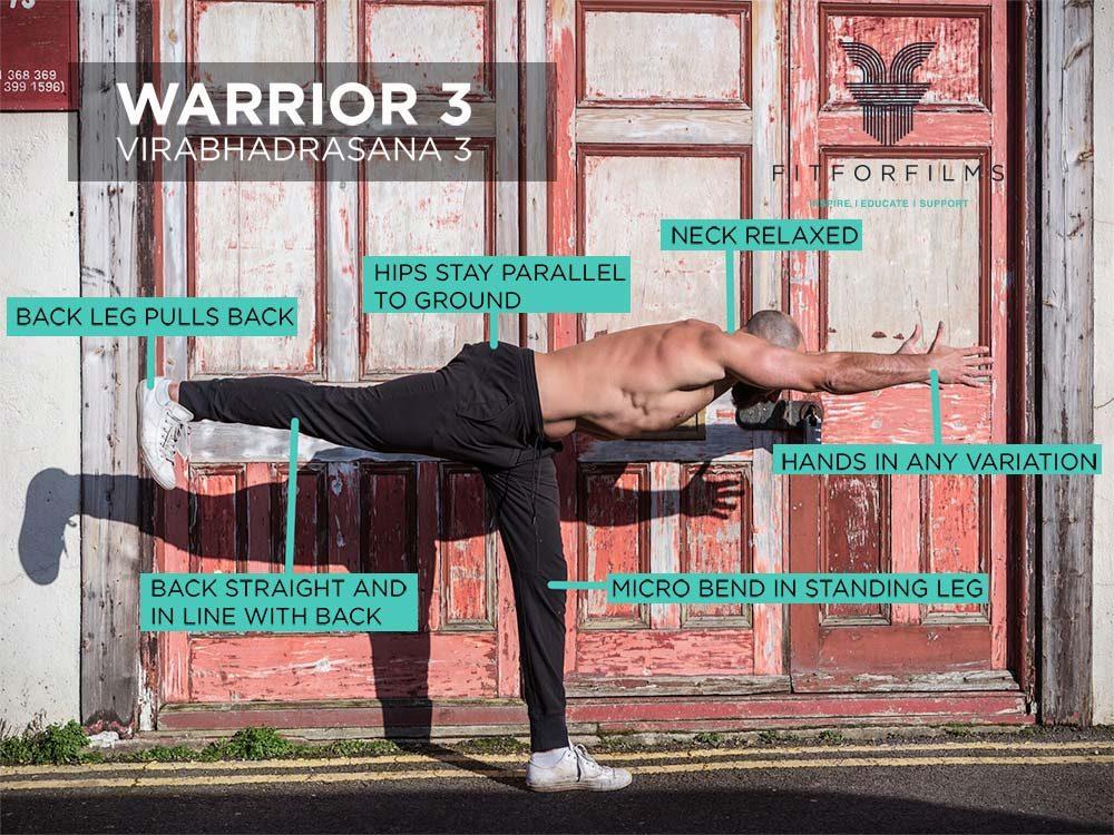 warrior 3 image