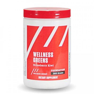 wellness greens strawberry kiwi image